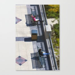 Street Scenes General I Canvas Print