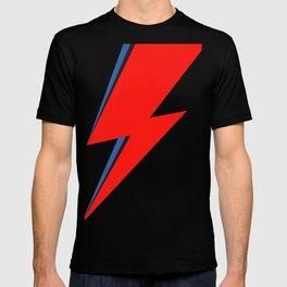 David Bowie Lightning bolt T-shirt