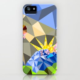 The Manger II iPhone Case