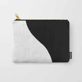 Yin and Yang BW Carry-All Pouch