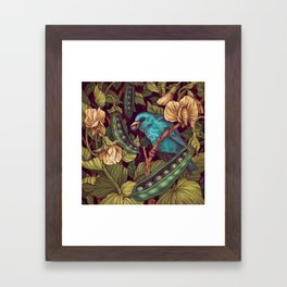 World Peas Framed Art Print