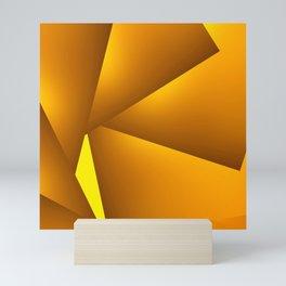 GeoSpin 1 Mini Art Print