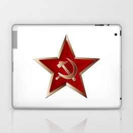Soviet Badge Insigni Laptop & iPad Skin