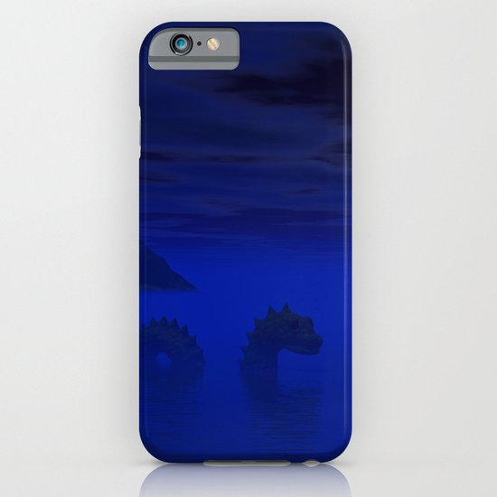 Midnight on the Loch iPhone & iPod Case