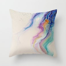 Doodles 2 Throw Pillow
