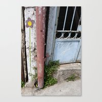 chile Canvas Prints featuring Chile by Lauren Ellis
