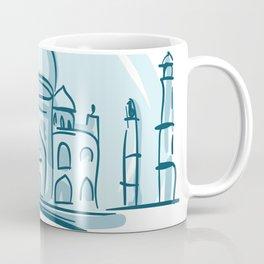 Agra 01 Coffee Mug