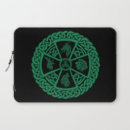 Celtic Nature 2 Laptop Sleeve