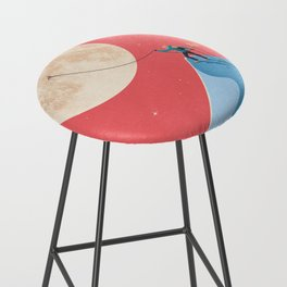 Moon Bar Stool
