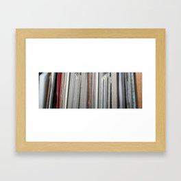 Shelf Framed Art Print