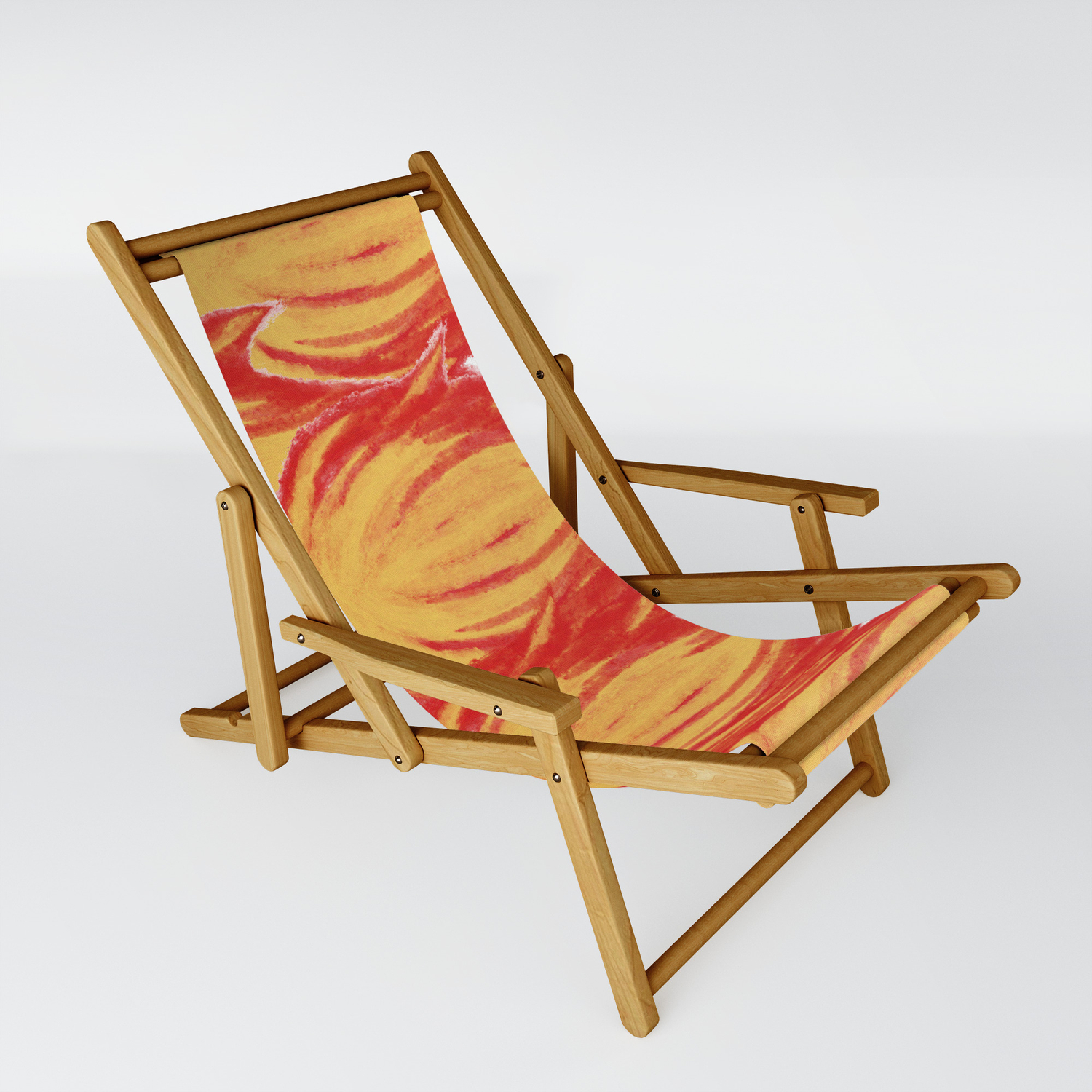 Campfire Sling Chair By Laura Nagel