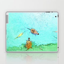 Pond Life Laptop & iPad Skin