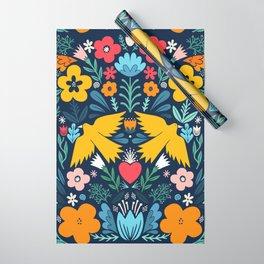bird garden Wrapping Paper
