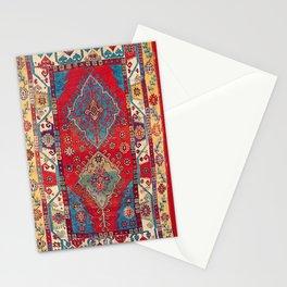 Anatolian Village Rug Print Stationery Cards