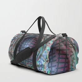 Rails in Space Duffle Bag