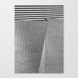 Abstract Architecture III Canvas Print
