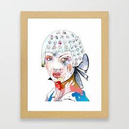Chanel Framed Art Print