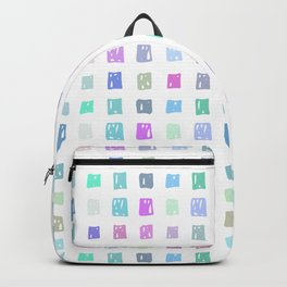 squares (5) Backpack