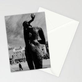 Piran, Mediterranean Sea, Photo Stationery Cards