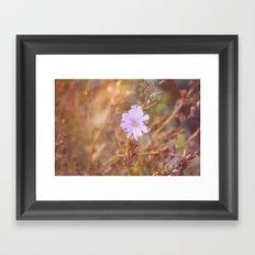 Lilac Charm Framed Art Print