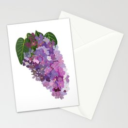 Garden Lilac Stationery Cards