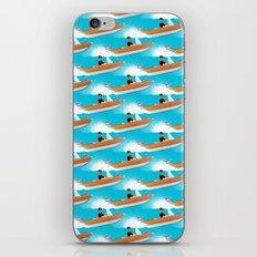 Live The Jet Set Life! iPhone & iPod Skin