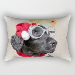Festive fun Rectangular Pillow