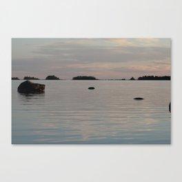 Sea Bear Canvas Print