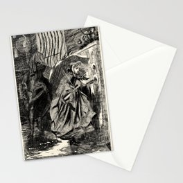 A Beastly Scourge? Stationery Cards