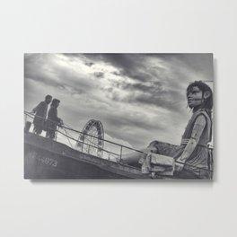 Sea Odyssey Metal Print