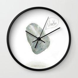 Abusive Stone - Wanker Wall Clock