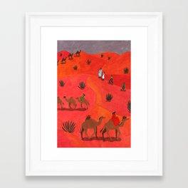 Tunesia Framed Art Print