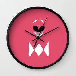 Pink Ranger, Power Ranger, Hero Wall Clock