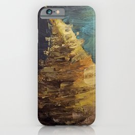 Deconstructed Pear iPhone Case
