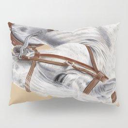 Horse Portrait 01 Pillow Sham