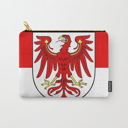 Flag of brandenburg Carry-All Pouch