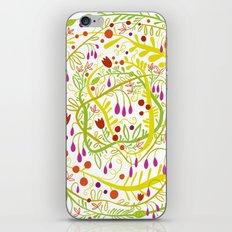 Garden Gone Wild iPhone & iPod Skin