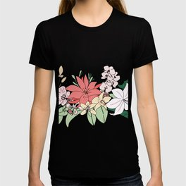 Lilies and Orchids T-shirt