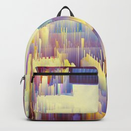 48. Vanilla Clouds Backpack
