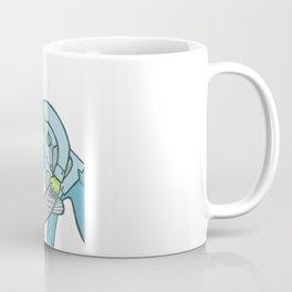 Calaca con Pejelagarto Coffee Mug