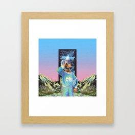 New Protector Framed Art Print