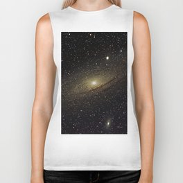 Andromeda Galaxy Biker Tank