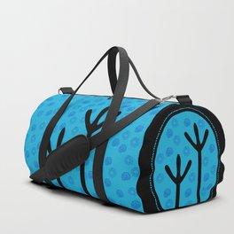 Emu Tracks Australian Aboriginal Style 2 Duffle Bag