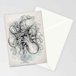 The Baltic Sea - Kraken Stationery Cards