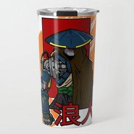 Robo Ronin Travel Mug