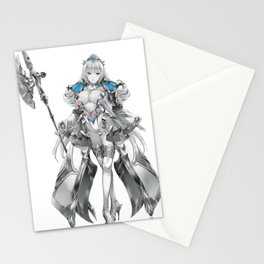 Queen's Blade Grimoire Stationery Cards