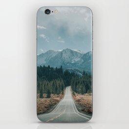 June Lake Loop iPhone Skin