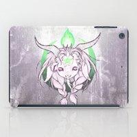 baphomet iPad Cases featuring Baphomet V3 by Savannah Horrocks