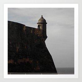 El Morro, Puerto Rico Art Print