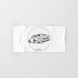 Crazy Car Art 0206 Hand & Bath Towel
